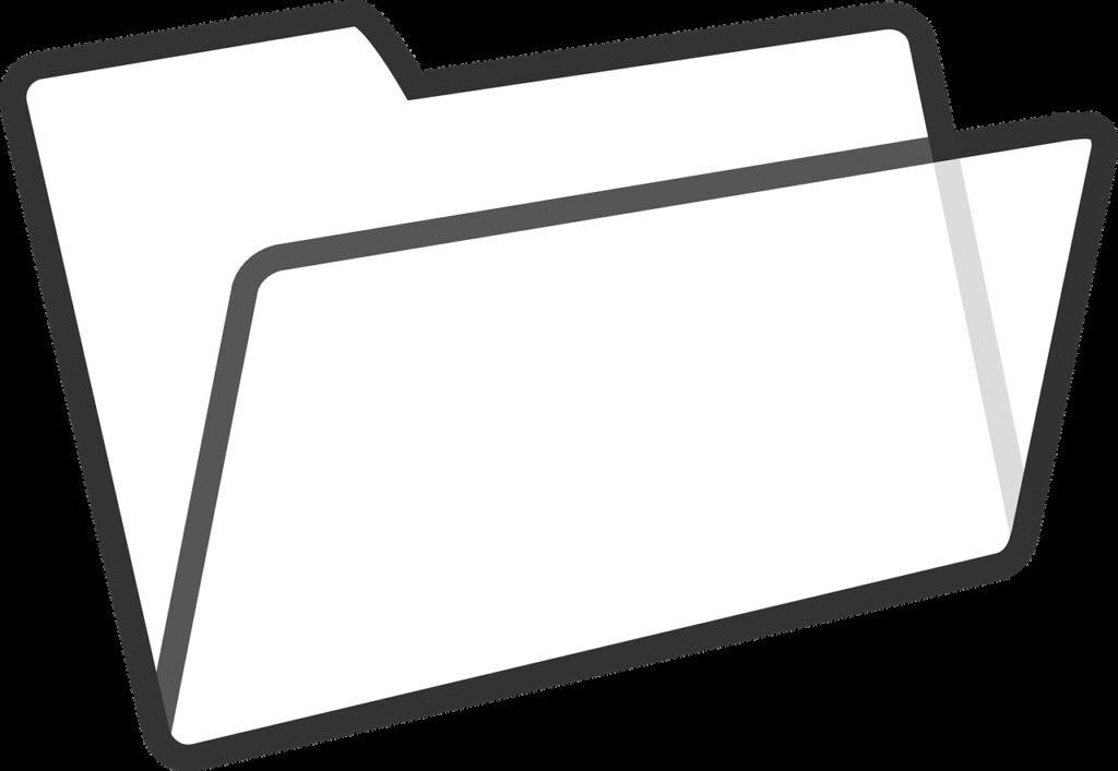 folder, file, icon
